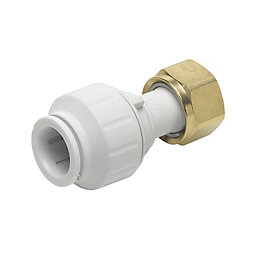 JG Speedfit Push Fit Tap Connector (Dia)15mm