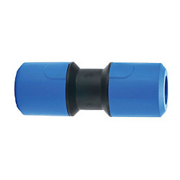 JG Speedfit Push fit Equal straight connector (Dia)20mm