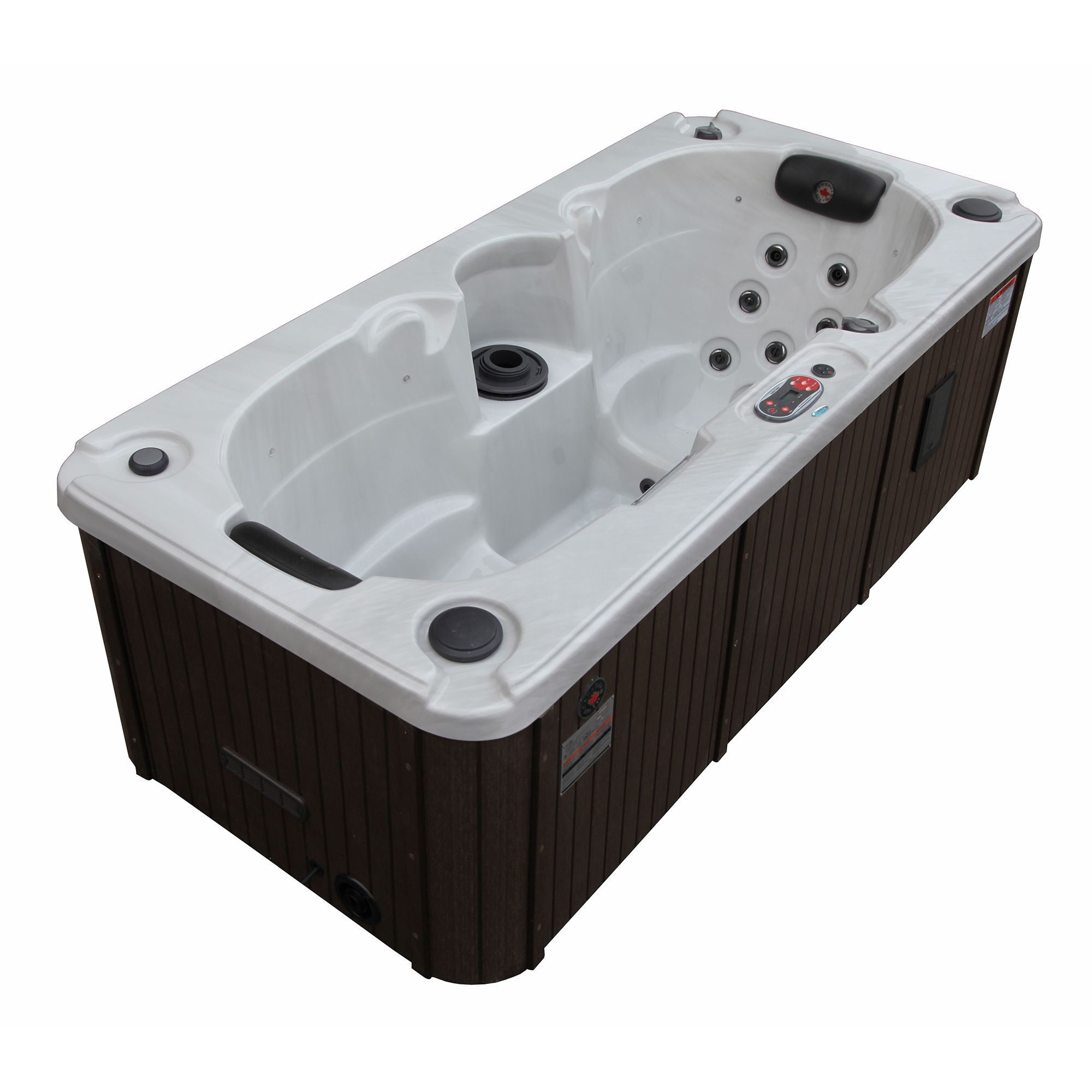 Canadian Spa Yukon Plug Amp Play 2 Person Hot Tub
