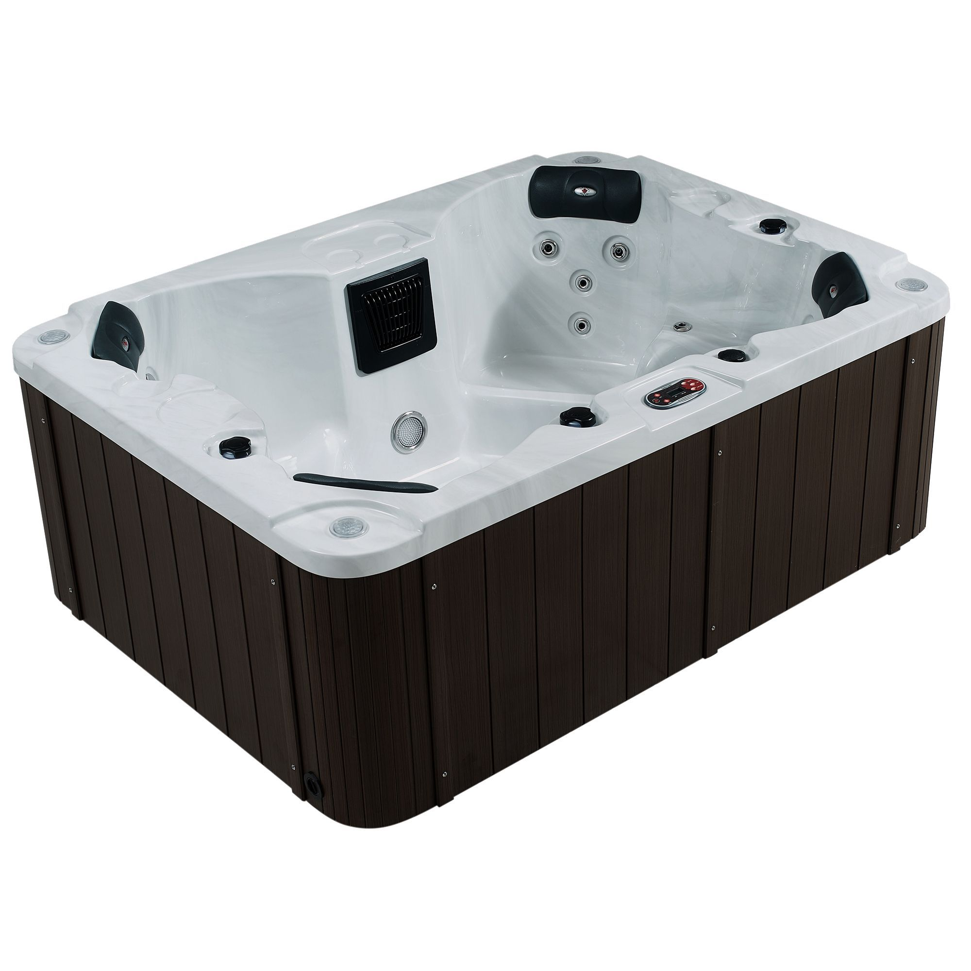 people massage to system product walmart for reviews saluspa light person paris with hot spa inflatable tub led airjet com portable