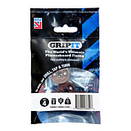 GripIt Plasterboard fixings (Dia)20mm, Pack of 4