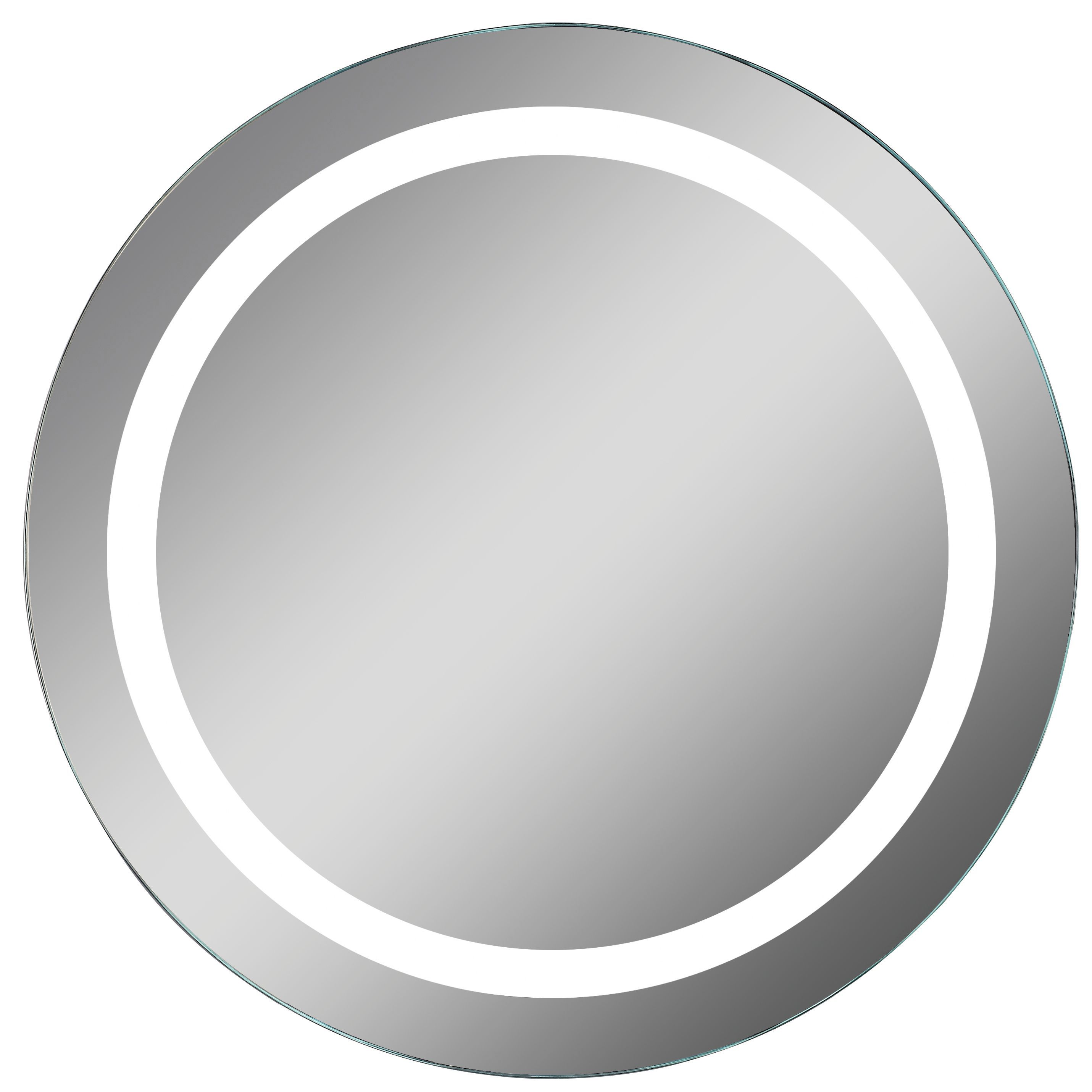 Mirror Ideas For Bathrooms Lumino Celeste Illuminated Bathroom Circular Mirror W