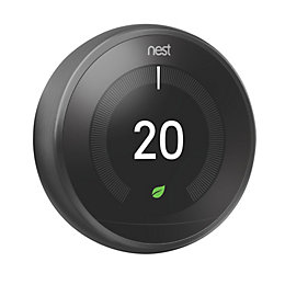 Nest Thermostat Gen 3 - Black