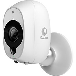 Swann SWWHD-INTCAM-UK Wire-Free Security Camera
