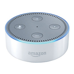 Amazon Echo Dot Voice assistant White