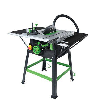 Evolution 1500W 240V 255mm Table saw FURY5-S | Departments | DIY at B&Q