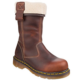 Dr Martens Teak Ladies Rosa Safety Boots, Size