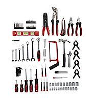 100 piece Hand tool kit