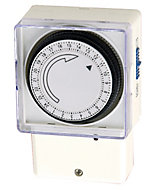 24 hour Mechanical immersion Timer