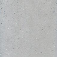 28mm Astral dove Grey Stone effect Round edge Laminate Worktop (L)2m (D)365mm