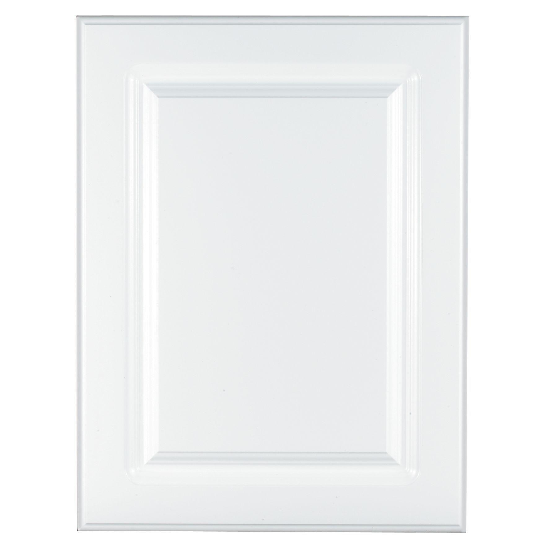 B Q Kitchen Cabinet Doors: IT Kitchens Chilton Gloss White Style Belfast Sink Door (W