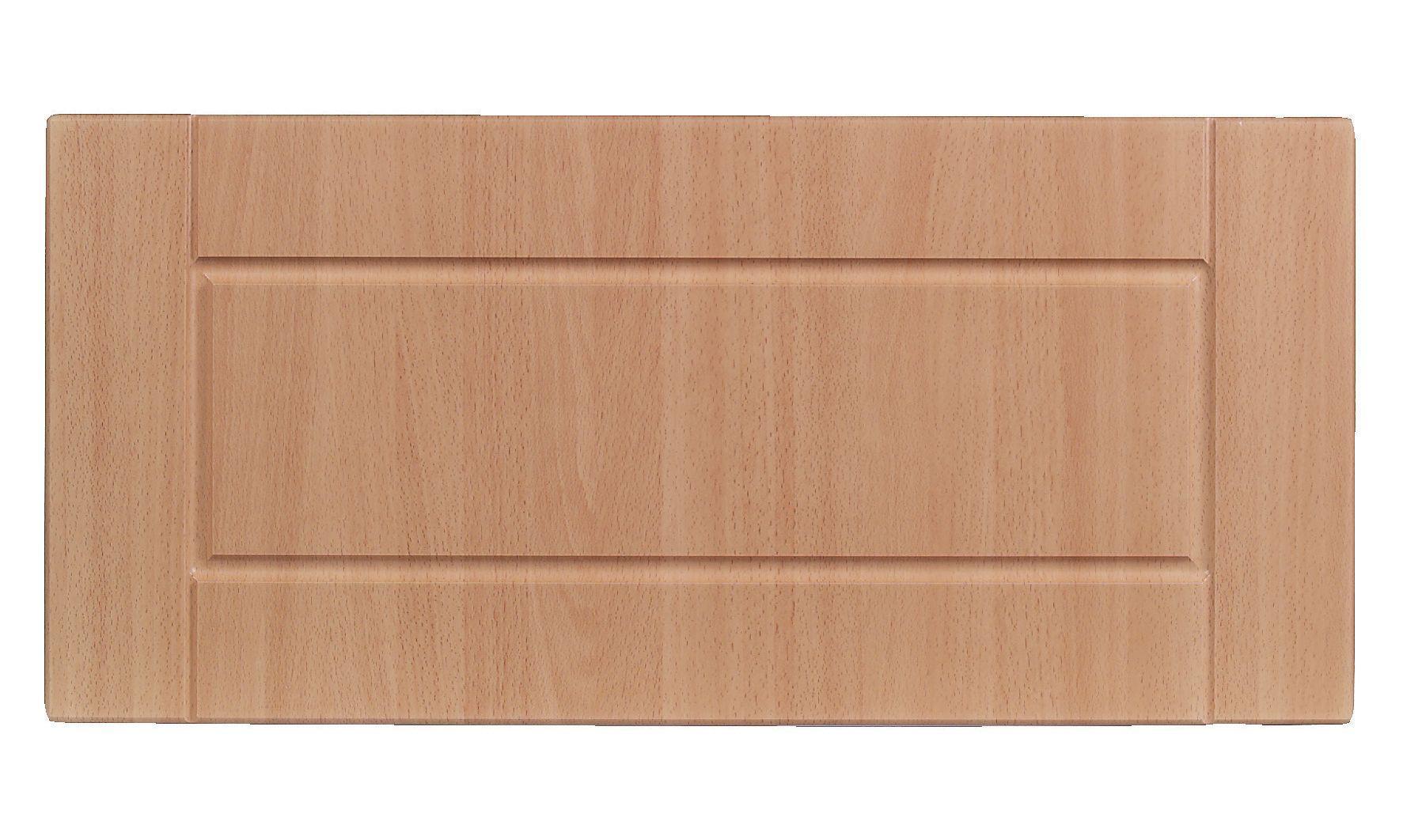 It kitchens chilton beech effect bridging door w 600mm for Kitchen bridging units 600mm