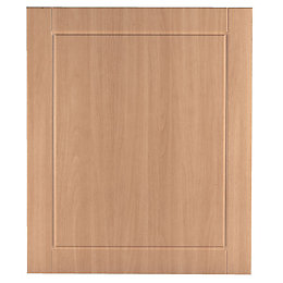 IT Kitchens Chilton Beech Effect Integrated Appliance Door