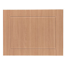IT Kitchens Chilton Beech Effect Belfast sink door