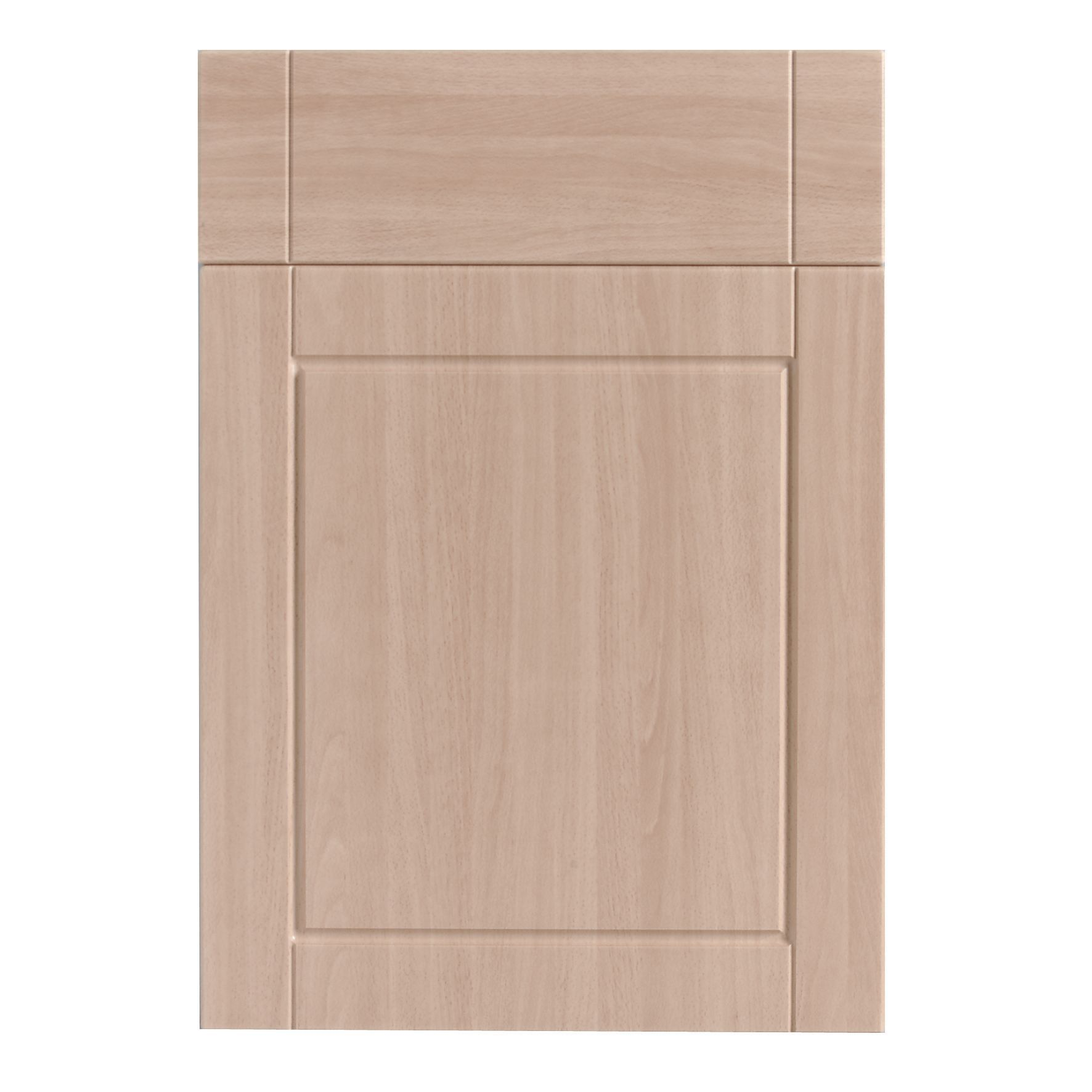 IT Kitchens Chilton Beech Effect Drawerline Door & Drawer
