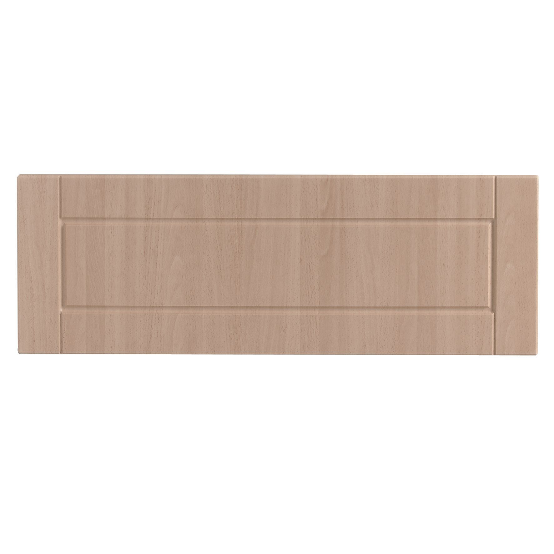 It kitchens chilton beech effect pan drawer front w 800mm for Beech effect kitchen units