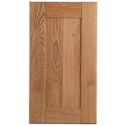 Cooke & Lewis Chesterton Solid Oak Standard door