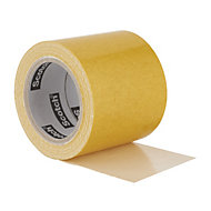 Scotch Yellow Double sided tape (L)5m (W)50mm