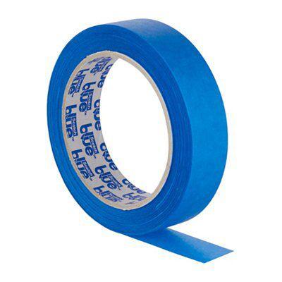 Scotch Blue Masking Tape L 41m W 25mm Departments Diy At B Q