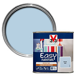 V33 Easy Blue ice Satin Furniture paint 500