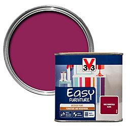 V33 Easy Rose Woodstock Gloss Furniture Paint 500