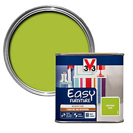 V33 Easy Disco Green Gloss Furniture Paint 500