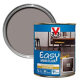 V33 Easy Melting Metallic Floor varnish 0.75L