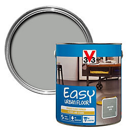 V33 Easy Grey Beton Satin Floor Varnish 2500ml