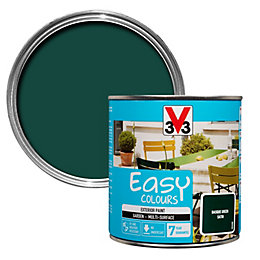 V33 Easy Basque Green Satin Furniture Paint 500