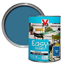 V33 Easy Blue Storm Satin Furniture Paint 1500