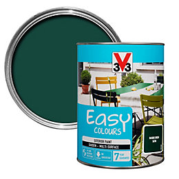 V33 Easy Basque green Satin Furniture paint 1500