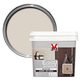 V33 Easy Beige Satin Bathroom Paint 0.75L