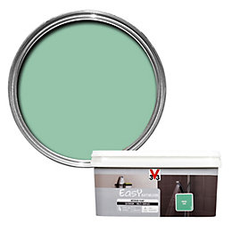 V33 Easy Menthol Satin Bathroom Paint 2L