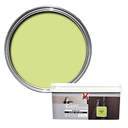 V33 Easy Bamboo Leaf Satin Bathroom Paint 2L