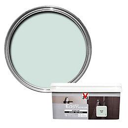 V33 Easy Sky blue Satin Bathroom paint 2L