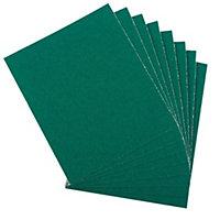 Norton 60 Grit Coarse Sandpaper sheet, Pack of 8
