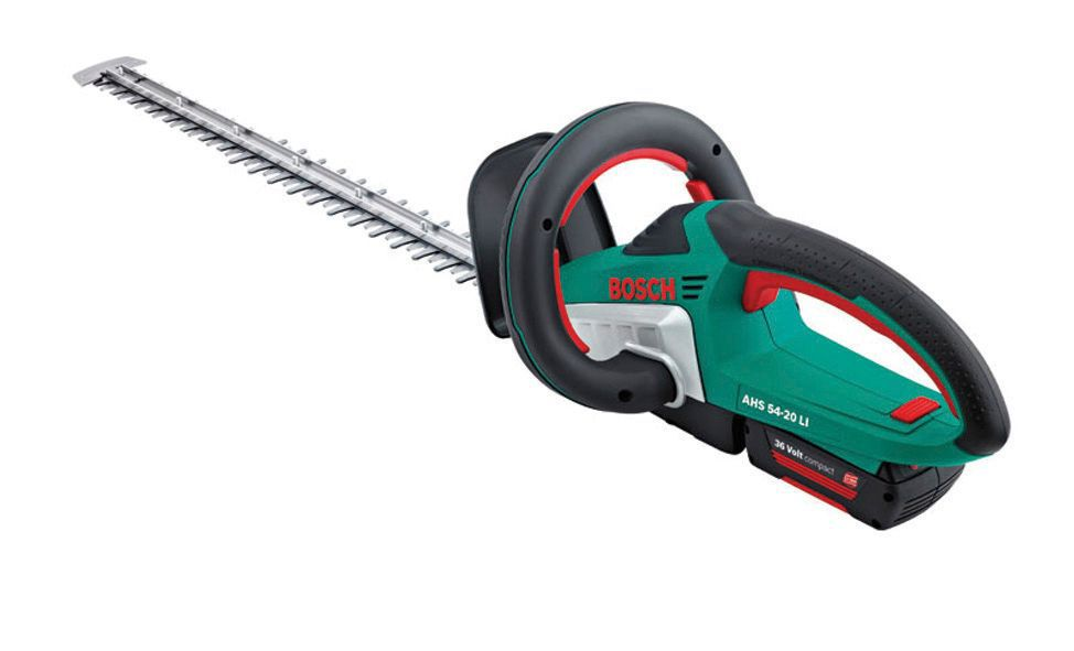 Bosch AHS 54-20 LI Electric Cordless Lithium-ion Hedge