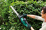 How to trim a hedge
