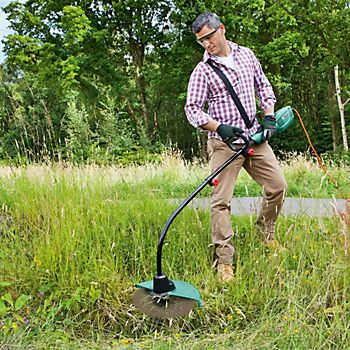 Bosch corded grass trimmer