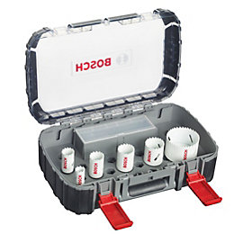 Bosch Holesaw Set, Pack of 9