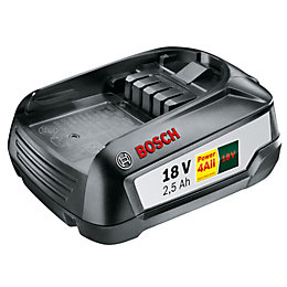 Bosch 18V Li-Ion 2.5Ah Battery Pack