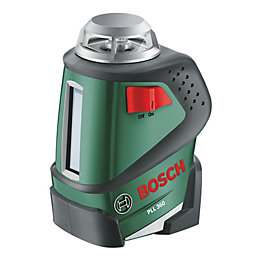 Bosch Pll 20m 360̊ Cross Line Laser Level