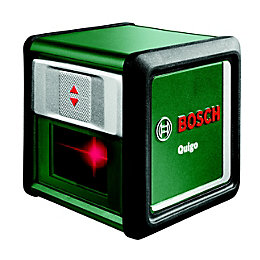 Bosch Quigo 7 m Cross line laser level