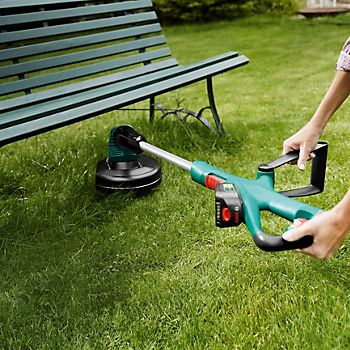 Bosch Art 26-18 lithium-ion cordless grass trimmer