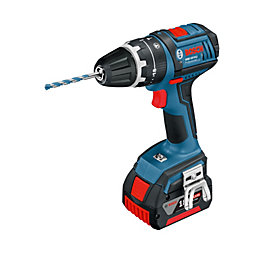 Bosch Professional Cordless 18V 2Ah Li-Ion Brushed Combi