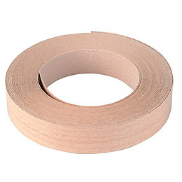 IT Kitchens Beech Effect Edging Tape (L)10M