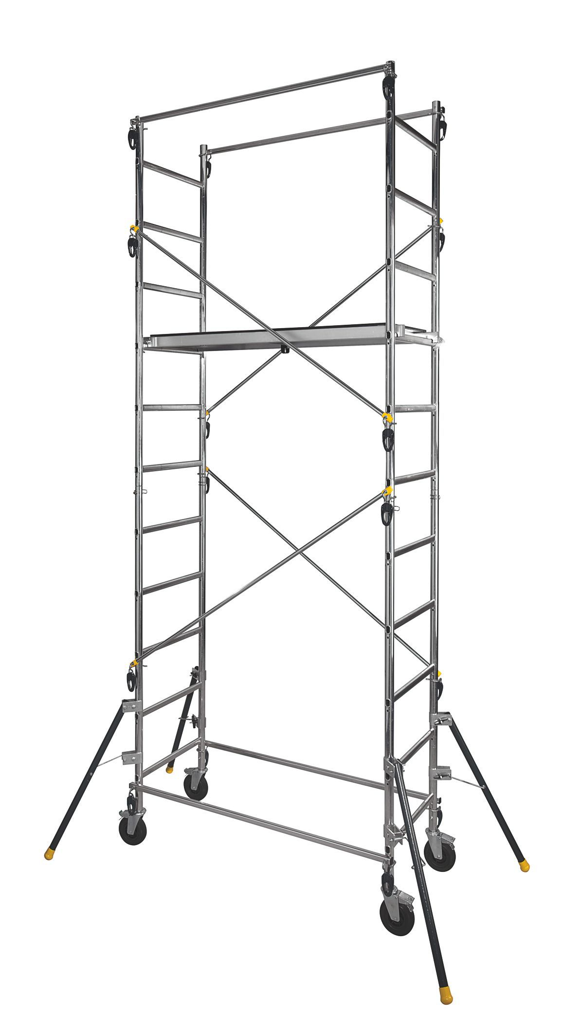 Centaure Quad Up Scaffold Tower H 4500mm Departments