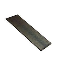 Steel Panel (L)1m (W)10mm (T)2mm