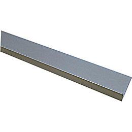 Aluminium Corner (H)40mm (W)10mm (L)1m