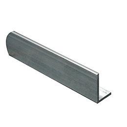 Aluminium Corner (H)25mm (W)15mm (L)1m